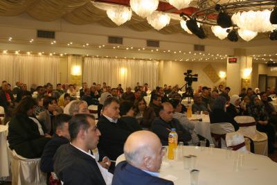 الشعبية في نابلس تنظم ندوة سياسية بعنوان القضية الفلسطينية إلى أين ؟ (63)