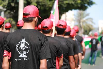 في الذكرى السنوية السادسة لاستشهاد ابو علي مصطفى (3)