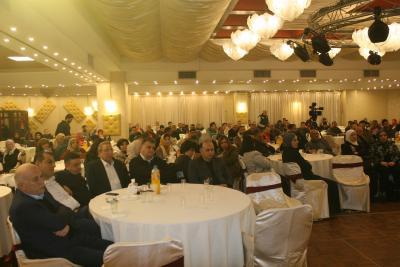 الشعبية في نابلس تنظم ندوة سياسية بعنوان القضية الفلسطينية إلى أين ؟ (67)