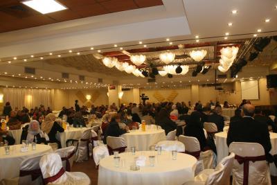 الشعبية في نابلس تنظم ندوة سياسية بعنوان القضية الفلسطينية إلى أين ؟ (31)