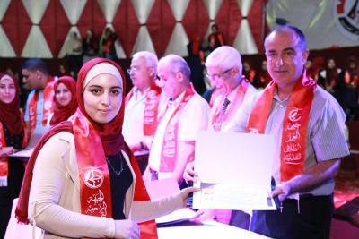جبهة العمل الطلابي التقدمية غرسٌ وبناء (43)