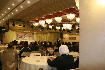 الشعبية في نابلس تنظم ندوة سياسية بعنوان القضية الفلسطينية إلى أين ؟ (46)