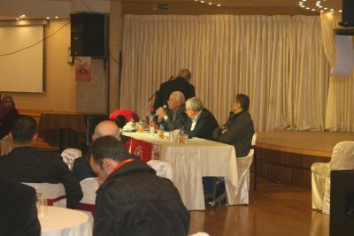 الشعبية في نابلس تنظم ندوة سياسية بعنوان القضية الفلسطينية إلى أين ؟ (32)