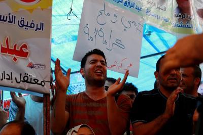 الشعبية تساند الاسرى 19_6_2014  _تصوير خالد ابوالجديان (1) 