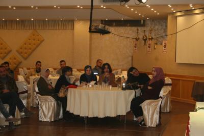 الشعبية في نابلس تنظم ندوة سياسية بعنوان القضية الفلسطينية إلى أين ؟ (65)