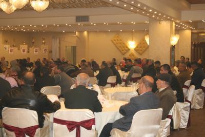 الشعبية في نابلس تنظم ندوة سياسية بعنوان القضية الفلسطينية إلى أين ؟ (74)