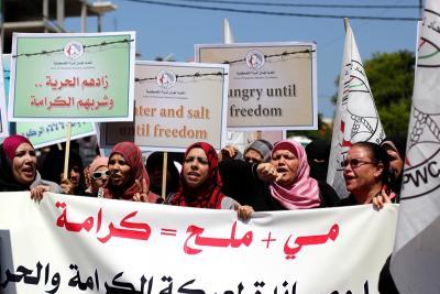 فعاليات إسناد الأسرى _ تصوير خالد ابوالجديان (29084577) 