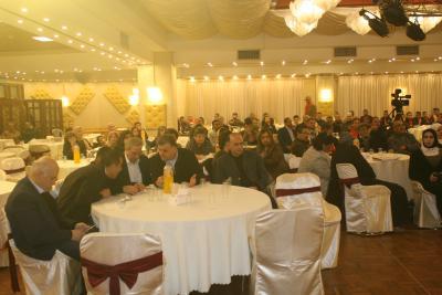 الشعبية في نابلس تنظم ندوة سياسية بعنوان القضية الفلسطينية إلى أين ؟ (18)