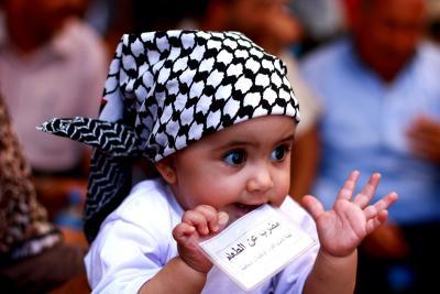 فعاليات إسناد الأسرى _ تصوير خالد ابوالجديان (1)