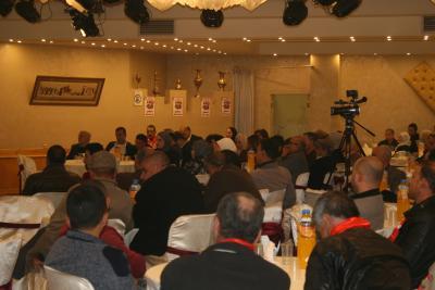 الشعبية في نابلس تنظم ندوة سياسية بعنوان القضية الفلسطينية إلى أين ؟ (30)