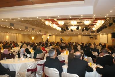 الشعبية في نابلس تنظم ندوة سياسية بعنوان القضية الفلسطينية إلى أين ؟ (69)