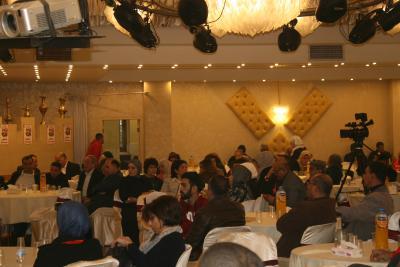 الشعبية في نابلس تنظم ندوة سياسية بعنوان القضية الفلسطينية إلى أين ؟ (27)