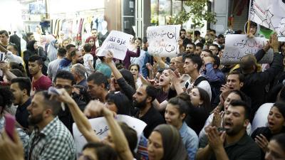 صور  رام الله تصرخ #ارفعوا_العقوبات عن غزة (8)