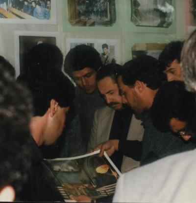 صور الشهيد القائد ابو علي مصطفى خلال فعاليات ومهرجانات مختلفة (41)