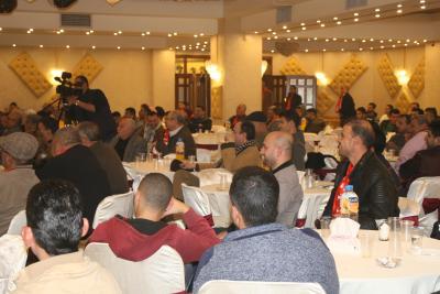 الشعبية في نابلس تنظم ندوة سياسية بعنوان القضية الفلسطينية إلى أين ؟ (80)