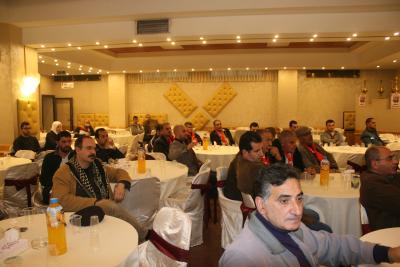 الشعبية في نابلس تنظم ندوة سياسية بعنوان القضية الفلسطينية إلى أين ؟ (22)