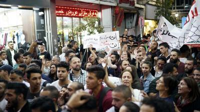 صور  رام الله تصرخ #ارفعوا_العقوبات عن غزة (5)