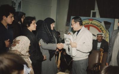 صور الشهيد القائد ابو علي مصطفى خلال فعاليات ومهرجانات مختلفة (61)