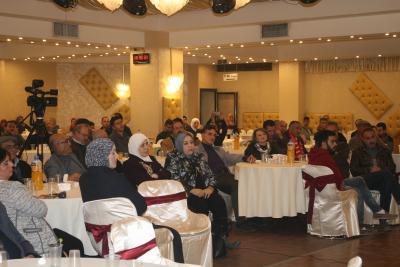 الشعبية في نابلس تنظم ندوة سياسية بعنوان القضية الفلسطينية إلى أين ؟ (66)