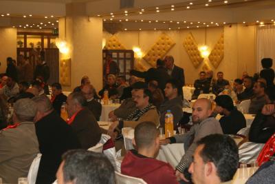 الشعبية في نابلس تنظم ندوة سياسية بعنوان القضية الفلسطينية إلى أين ؟ (48)