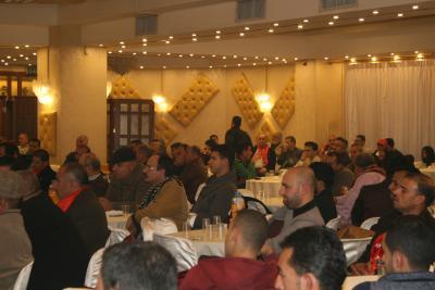 الشعبية في نابلس تنظم ندوة سياسية بعنوان القضية الفلسطينية إلى أين ؟ (58)