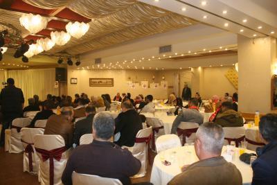 الشعبية في نابلس تنظم ندوة سياسية بعنوان القضية الفلسطينية إلى أين ؟ (23)