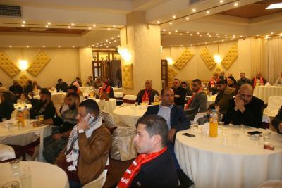 الشعبية في نابلس تنظم ندوة سياسية بعنوان القضية الفلسطينية إلى أين ؟ (20)