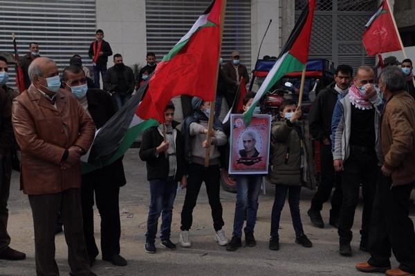 وقفة اسنادية مع سعدات غزة _11.JPG