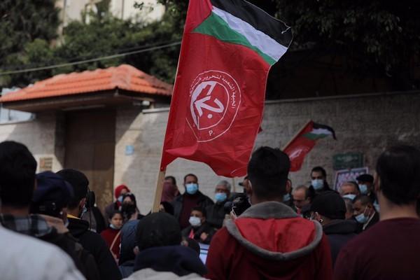 وقفة اسنادية مع سعدات غزة _13.JPG