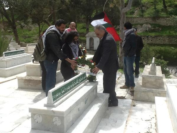 زيارة مقابر